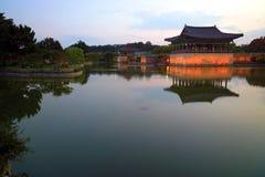 Lagoa de Anapji Imagem de Stock Royalty Free