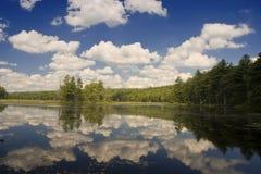 Lagoa de Harvard Fotografia de Stock Royalty Free