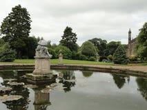 Lagoa de Inglaterra Imagem de Stock Royalty Free