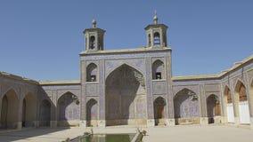 Lagoa de Nasir al-Mulk Mosque filme