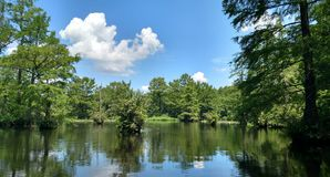 Lagoa de Trussom Fotografia de Stock Royalty Free