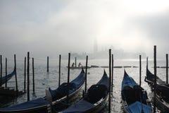 Lagoa de Veneza foto de stock