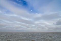 Lagoa do Patos λίμνη Στοκ Φωτογραφίες