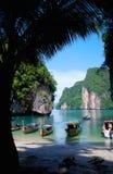 Lagoa em Tailândia