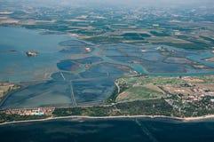 Lagoa italiana norte Imagens de Stock Royalty Free