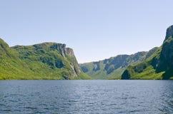 Lagoa ocidental do ribeiro Imagem de Stock
