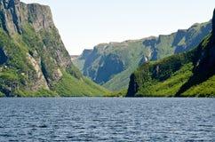 Lagoa ocidental do ribeiro Imagens de Stock Royalty Free