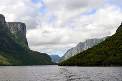 Lagoa ocidental do ribeiro Imagens de Stock