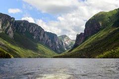 Lagoa ocidental do ribeiro Foto de Stock