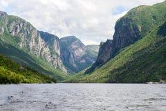 Lagoa ocidental do ribeiro Fotografia de Stock Royalty Free