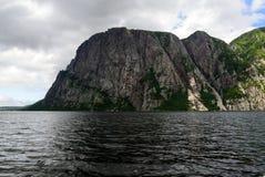 Lagoa ocidental do ribeiro Imagem de Stock Royalty Free