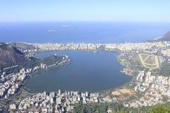 Lagoa Rodrigues de Freitas Fotos de Stock