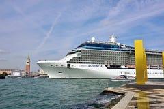 Lagoa Venetian Fotos de Stock Royalty Free