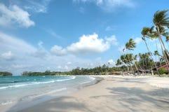 Lagoi-Bucht, Bintan, Indonesien Lizenzfreies Stockfoto