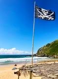 Lagoinha faz a praia do leste em Santa Catarina, Brasil a opinião do vendedor fotos de stock royalty free