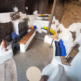 LagOmar House Museum in Lanzarote, in Spain Royalty Free Stock Photo