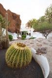 LagOmar House Museum in Lanzarote, in Spain Stock Photo