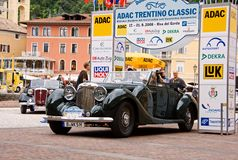 Lagonda DHC V 12, 1938 Royalty Free Stock Photos