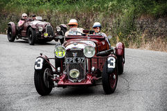LAGONDA LG 45 S3 Team Car 1936 Fotografia Stock