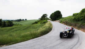 LAGONDA M 4.5 T 7 1933 Stock Photography