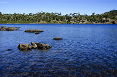Lagoon Royalty Free Stock Images