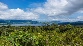 Lagoon of Arenal Royalty Free Stock Photo