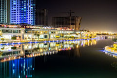 The Lagoon 2, Bahrain Stock Photography