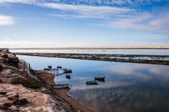 Lagoon Stock Image