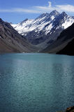 Lagoon of Inca, Chile Stock Photos