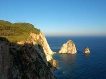 Lagoon island of Zakynthos. Royalty Free Stock Photo