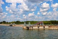 Lagoon Nielisz Stock Image