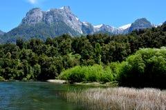 Lagoon Of All Saints, Peulla, Chile