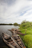 Lagoon of Pateira Stock Photos
