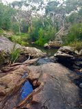 Lagoon. Private luxuries lagoon Stock Photo
