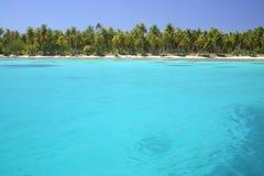 Free Lagoon Rangiroa Stock Image - 5233201
