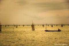 Lagoon In Thailand Royalty Free Stock Photos
