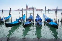 Lagoon of Venice (Italy) Stock Image