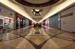 Lagoona Mall in Doha, Qatar Royalty Free Stock Photography