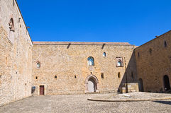 Free Lagopesole Castle. Basilicata. Italy. Royalty Free Stock Photos - 44909858