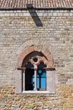 Lagopesole Castle. Basilicata. Italy. Stock Image
