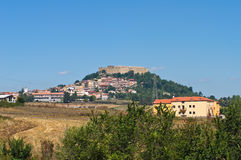 Lagopesole Castle. Basilicata. Italy. Royalty Free Stock Image