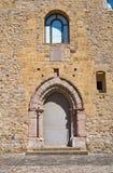 Lagopesole Castle. Basilicata. Italy. Stock Photos