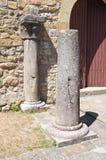 Lagopesole Castle. Basilicata. Italy. Royalty Free Stock Images