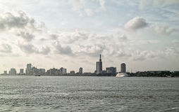 Lagos. View of lagos in nigeria africa