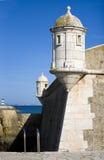 Lagos, Algarve Portogallo. Fortezza della st Gonsalo Fotografia Stock