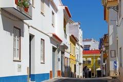 Lagos, Algarve, Portugal Lizenzfreies Stockfoto