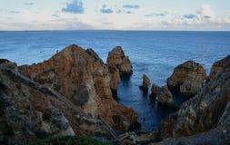 Lagos, Algarve, Portugal Image libre de droits