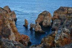 Lagos, Algarve, Portugal Photos stock