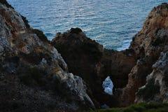 Lagos, Algarve, Portugal Photo stock