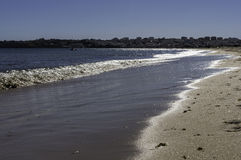 Lagos Algarve, Portugal Arkivfoton